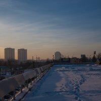 Вечерний Челябинск :: Александр Ширяев