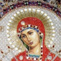 Пресвятая Богородица Семистрельная :: svetlana.voskresenskaia