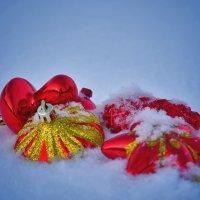 Из мешка Деда Мороза :: Марина Шанаурова (Дедова)