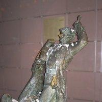 Памятник барону Мюнхгаузену :: Анна Воробьева