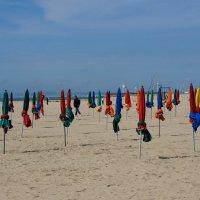 Пустынный пляж ... :: Алёна Савина