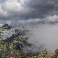 Непогода на Домбае... :: Александр