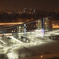 Школа олимпийского резерва Ярославль. ХК Локомотив :: Марина