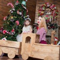 Новогоднее чудо! :: Ольга Мартынова