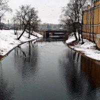 Река Монастырка. :: Марина Харченкова