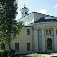 Церковь св. рвап. Марии Магдалины.  Детская музыкальная школа №25 :: Елена Павлова (Смолова)