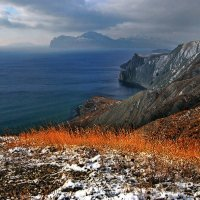 зимние цвет осенний провожает :: viton
