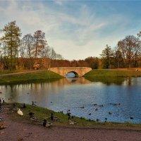 Вечер у Карпина моста... :: Sergey Gordoff