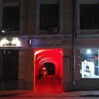 Арка красных фонарей :: NeizVesten .