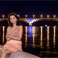 Июльский вечер (2) :: Андрей Козлов