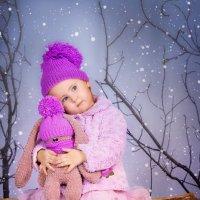 Любимые игрушки :: Валентина Ермилова