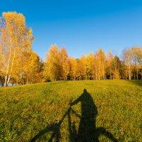 Осень на Минском море :: Pavel Shardyko