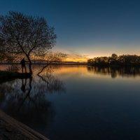 Закат на Минском Море :: Pavel Shardyko