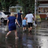 После летнего дождя :: София