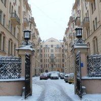 Здесь жил писатель С.Довлатов :: Таэлюр