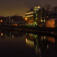 Вечер в Замоскворечье :: Андрей Лукьянов
