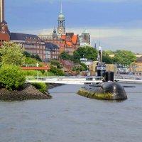 Русские в Гамбурге :: Николай Танаев