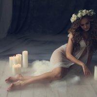 В ночь на Ивана купала :: Нелли Сафина