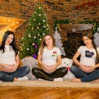 Три девицы под окном.... :: Мария Дёмина