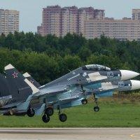 """Су-30 СМ """"Иркутск"""" и """"Севастопольский"""" :: Дмитрий Бубер"""