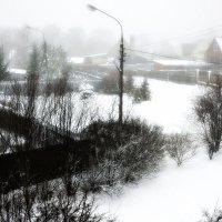 Декабрьское утро. :: Михаил Столяров