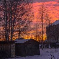 Утро декабрьское :: Валерий Симонов