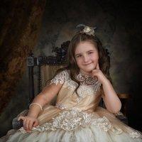Портрет девочки :: Алексей Кузнецов