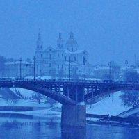 Город :: Андрей Самуйлов