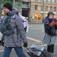 Первые снимки в СПб :: Наталия П