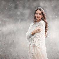 Зима на подступах застыла :: Anna Lipatova