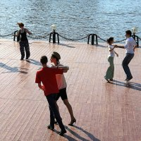 ритмы и танцы :: Олег Лукьянов