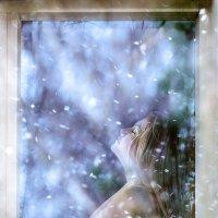 девушка в окне :: Svetlana AS