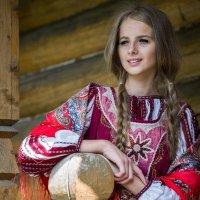 Ветер шепчет имена :: Ирина Данилова