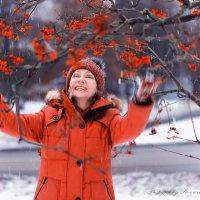 Оранжевое настроение :: Эльмира Суворова