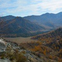 Восточный склон перевала Чике-Таман. :: Валерий Медведев