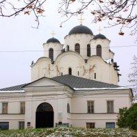 ВЕЛИКИЙ НОВГОРОД :: Николай Гренков