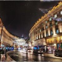 Зимний Лондон :: Василий Бобылёв