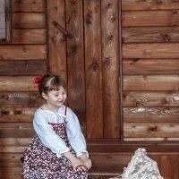 Хорошо в деревне :: Ольга Прусова