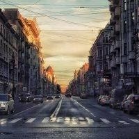 улица Восстания (Санкт-Петербург) :: Игорь Свет
