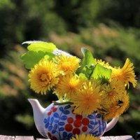 Солнечный букетик весны :: Татьянка *