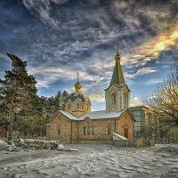 Церковь Веры, Надежды, Любви и Софии :: Александр Бойко