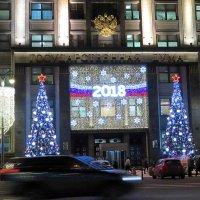 Скоро Новый год! ( У  депутатов  тоже!) :: Виталий Селиванов