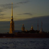 Город трех революций :: Николай Танаев