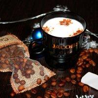 предновогоднее утро всегда начинается с кофе... :: Надежда Смирнова