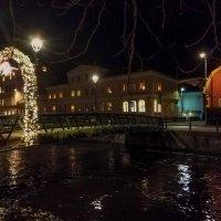 Рождественские огни Фириса :: liudmila drake
