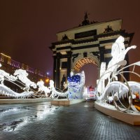 Триумфальная арка :: Оксана Пучкова