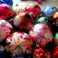 Новогоднее настроение :: Елена Семигина