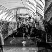 Дух Фёдора Михайловича..... :: Юрий Яньков