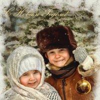 С Новым Годом! :: Наталья Zima