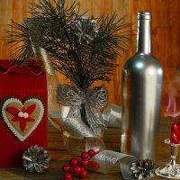 Новый год в серебристых тонах :: Юрий
